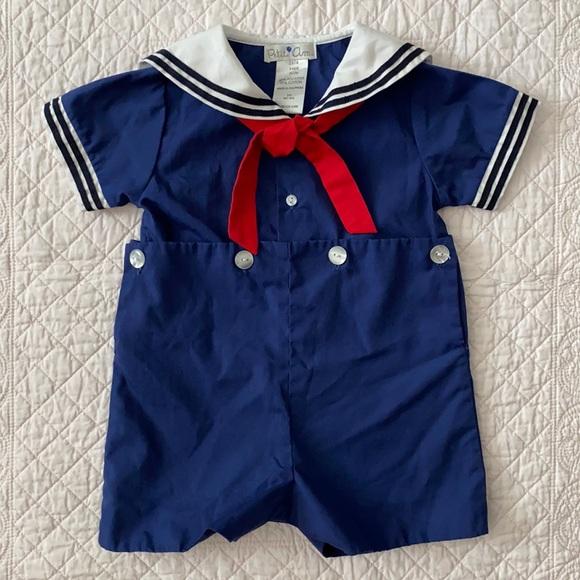Petit Ami Sailor Outfit